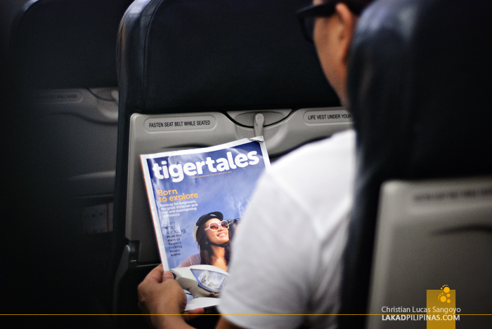 Tigerair Philippines Manila to Phuket