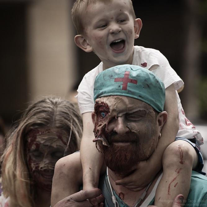 Sydney Zombie Walk 7