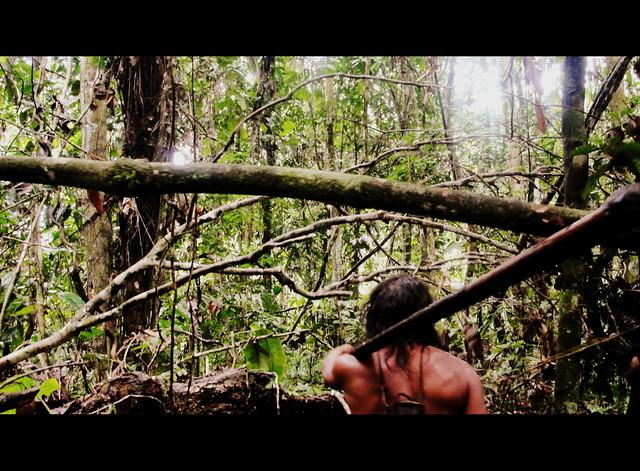O Gava, μονόφθαλμος Huarani κινούμενος στο ατελείωτο δάσος που όπως και οι πρόγονοί του αποκαλεί σπίτι!