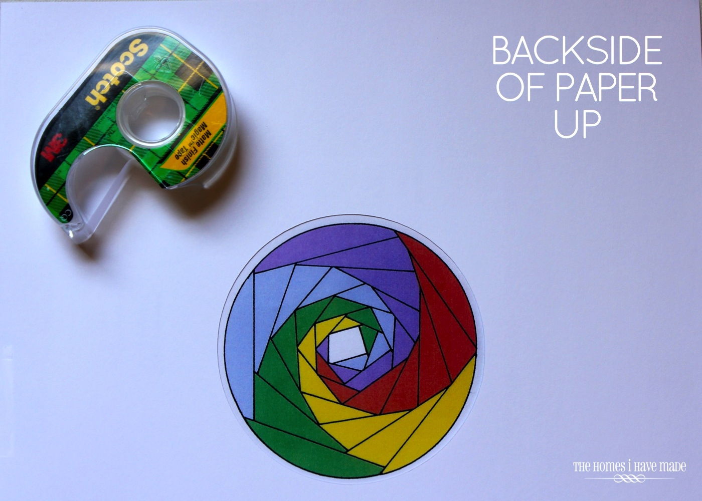 Iris Paper Folding Art-006