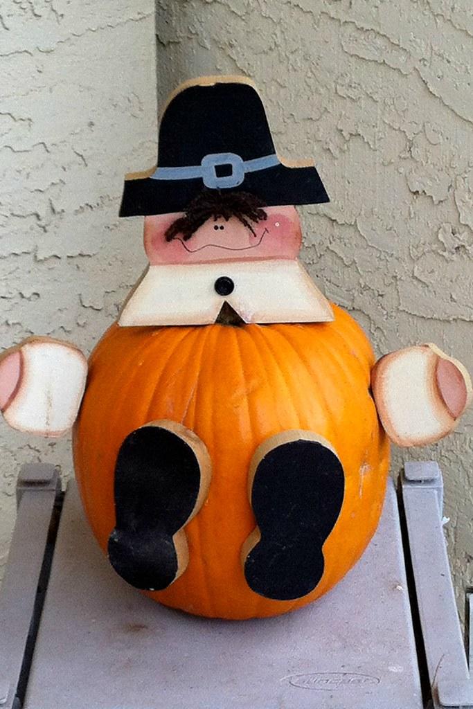 Pumpkin Thanksgiving