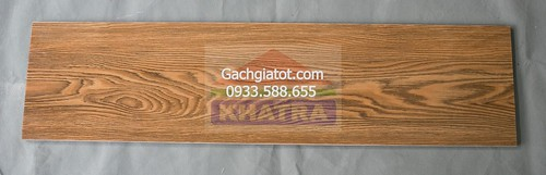 Gạch giả gỗ bóng cao cấp