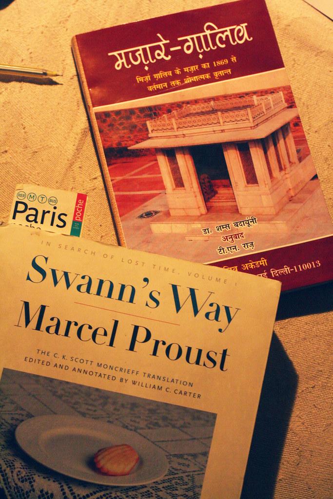 Proust's Tomb