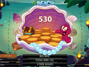 Beach free games big win