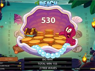 Beach free games big win