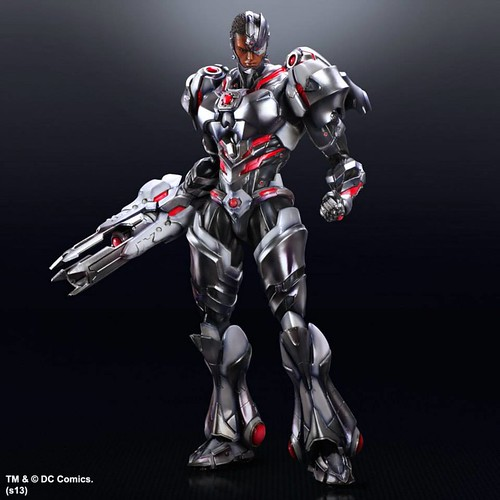 Play-Arts-Kai-DC-Variant-Cyborg-1
