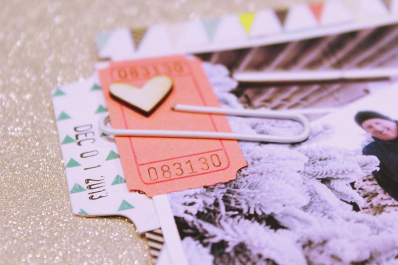 {december 1st} minibook | date