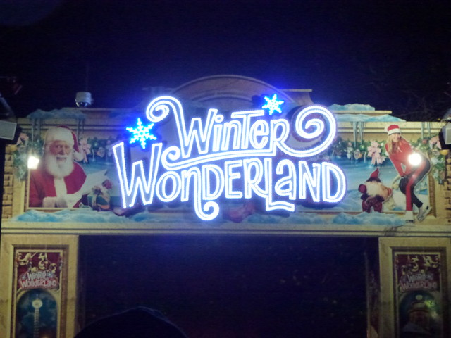 Winter Wonderland Dec 2013