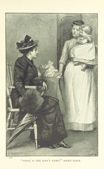 """British Library digitised image from page 187 of """"A Fair Claimant: being a story for girls, etc"""""""