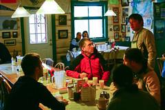Śniadanie w Talkeetna