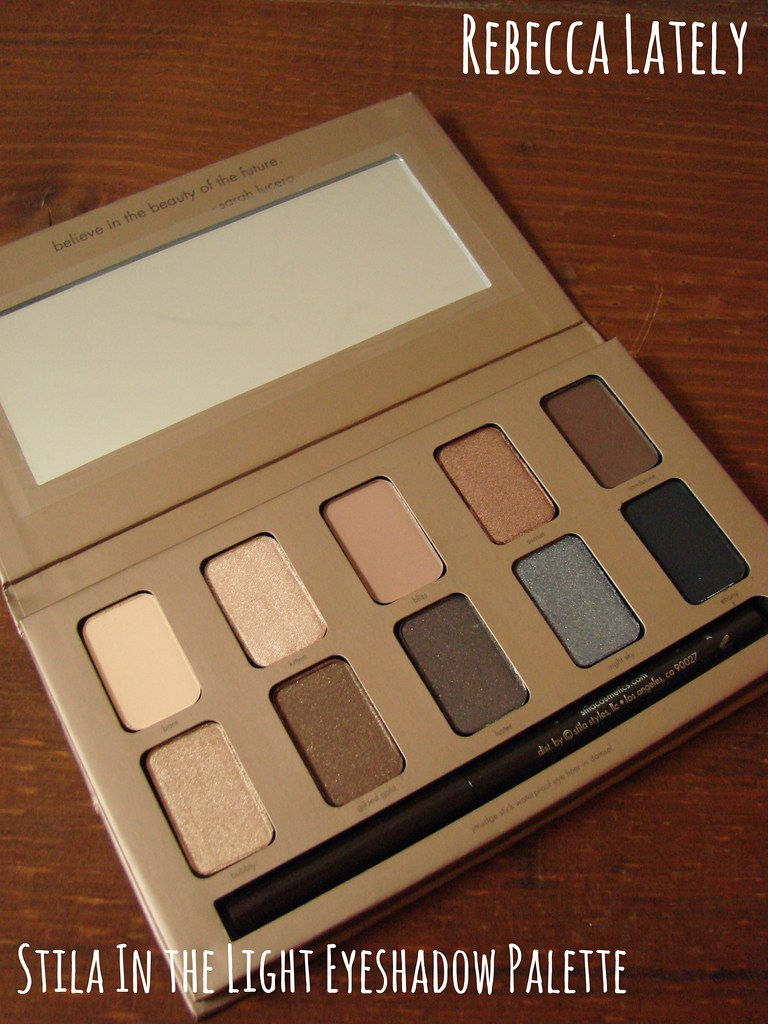 Stila In the Light Palette 2