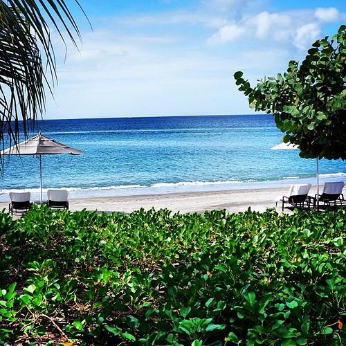 Four Seasons Beach cabana