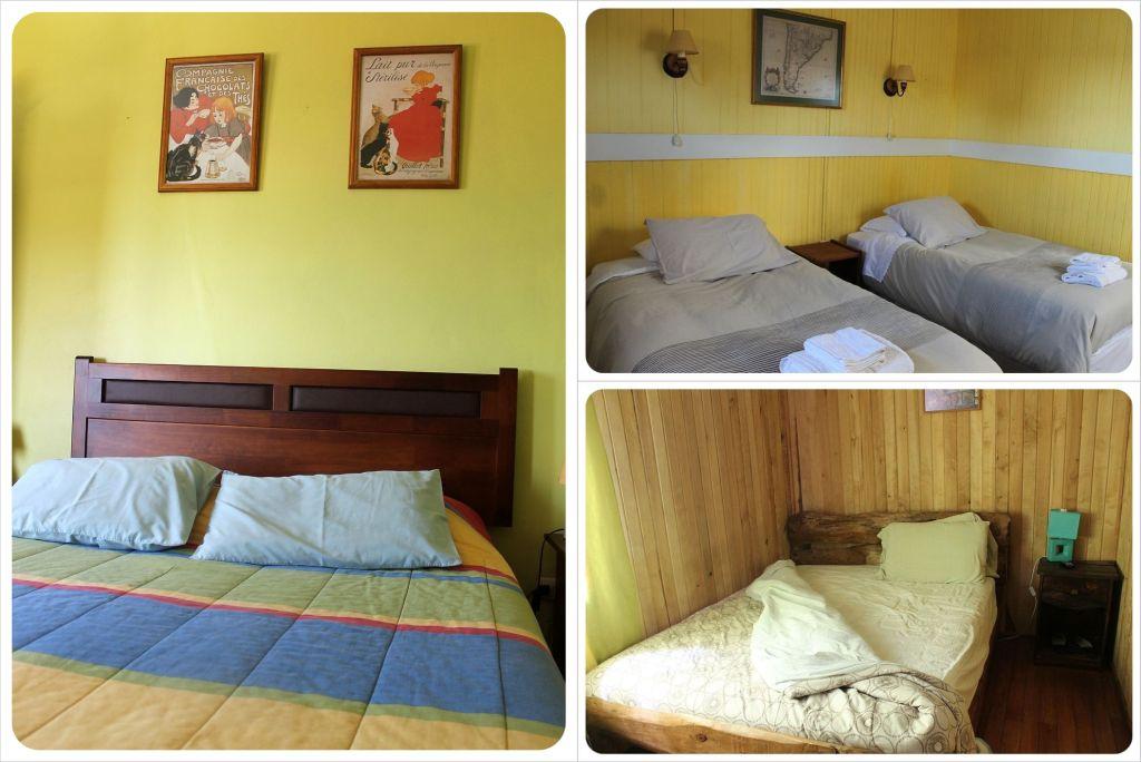 Chilean hostels
