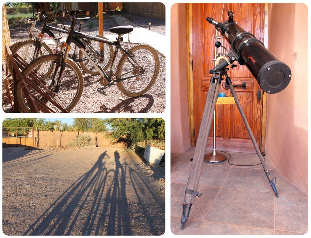 San Pedro De Atacama Atacamadventure bikes