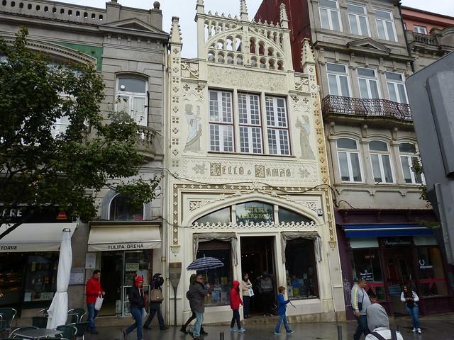 Libraria Lello Porto