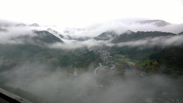 Yamadera Mountains