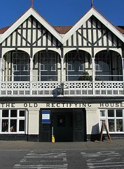 The Old Rectifying House