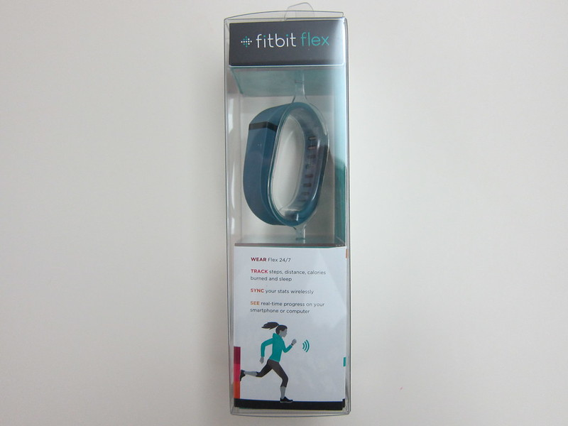 Fitbit Flex - Packaging Side