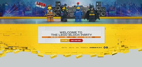 The LEGO Movie Music Maker