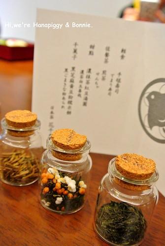 日本茶 花千鳥(8)