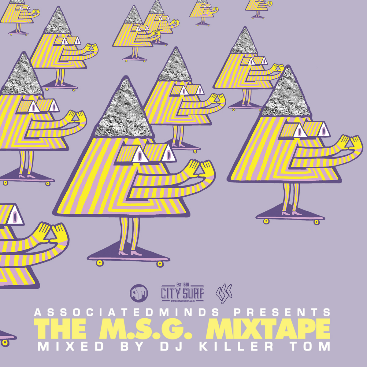 THE M.S.G. MIXTAPE