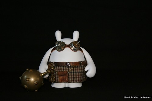 Vinyl Toy . The Dude does Braveheart