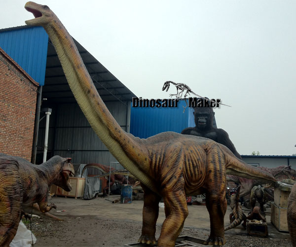Large Apatosaurus Replica for Sale