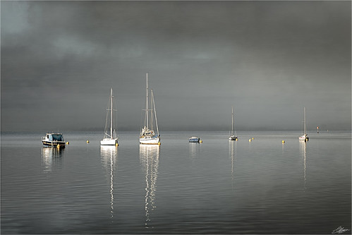 water fog sunrise boats australia perth wa yachts aus westernaustralia swanriver matildabay nedlands jhabrahamsreserve latestuploadsflickr