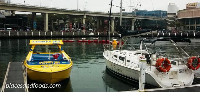 sydney jet darling harbour