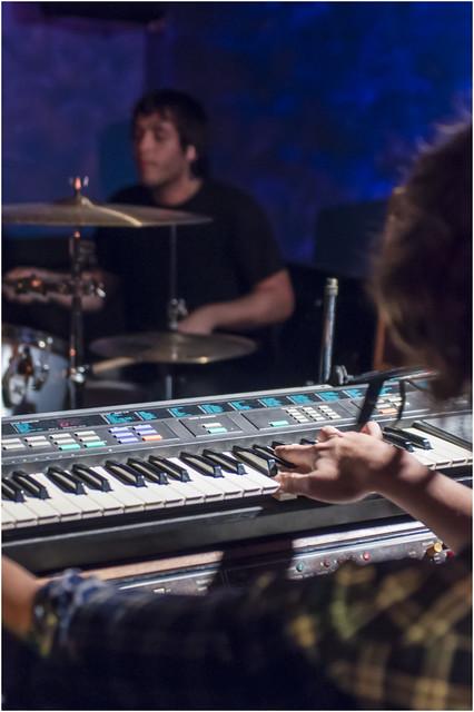 Crayolaser, en la sala Arena de Torrelavega, el 29 de Noviembre de 2013