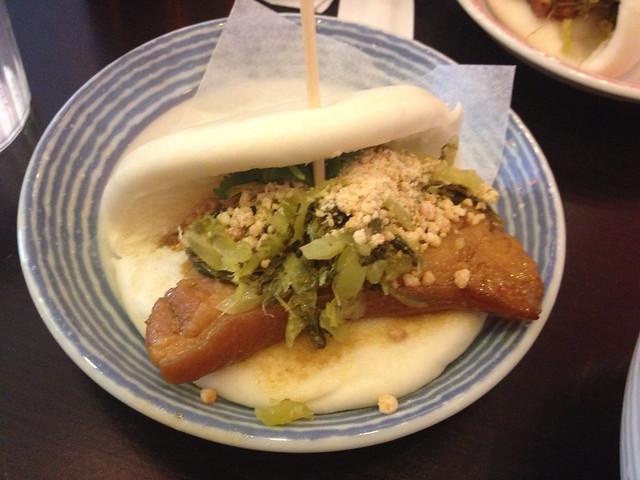 Bao Dao Chatswood pork buns