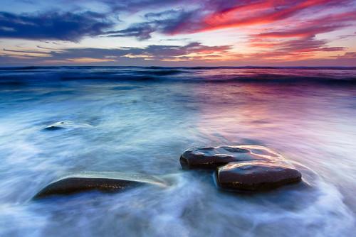 california sunset sky beach clouds strand rocks sonnenuntergang sandiego wolken playa nubes slowshutter puestadesol rocas sunsetcliffs sunsetcliffspark a7r sonya7r ilce7r davidmartinezmarinero davidmarinero