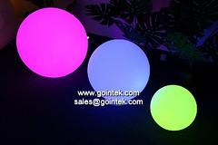 magic ball lampe, led weihnachtskugel , led pe kugel licht