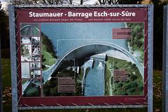 Grand-Duché de Luxembourg - Barrage d'Esch-sur-Sûre