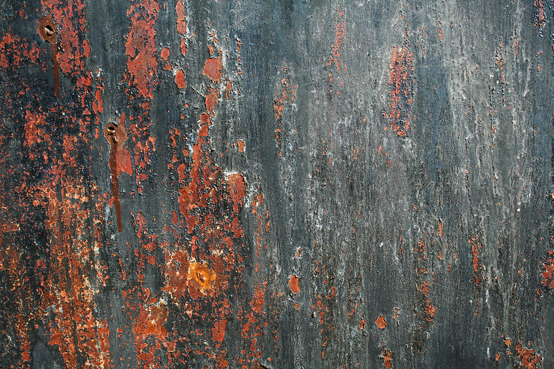 84 Rusty Color Metal texture - 23 # texturepalace