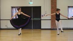 open ballet class