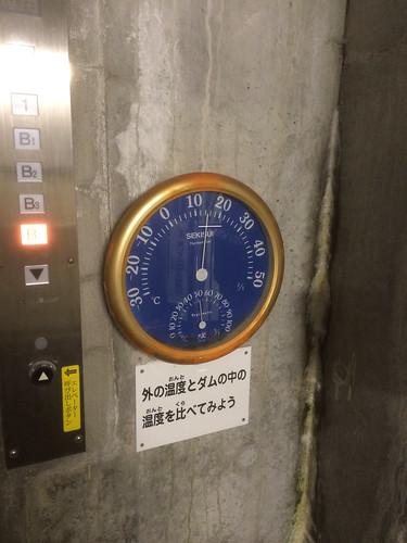 気温15℃くらい