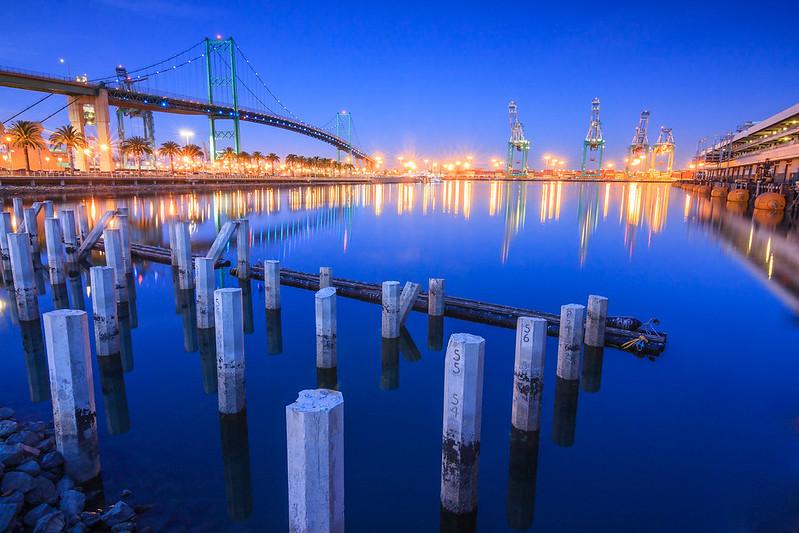 Vincent Thomas Bridge-