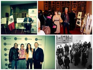 Celebraciones de los 70 años de las relaciones diplomáticas entre México y Canadá, Consulado de México en Toronto