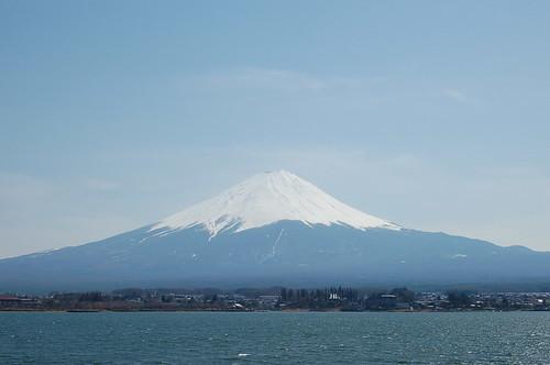 ★春の風景★富士山から・・・