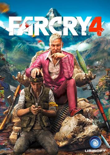Far Cry 4 PS