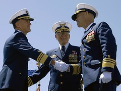 MCPOCG Leavitt attends PACAREA Change of Command - 2