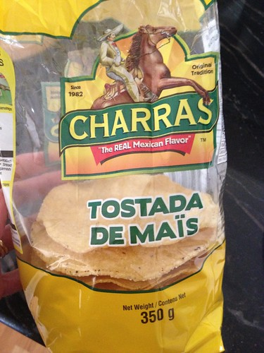 Tostadas for the win!