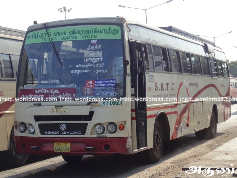 Tamil Nadu Buses - Photos & Discussion - Page 1671