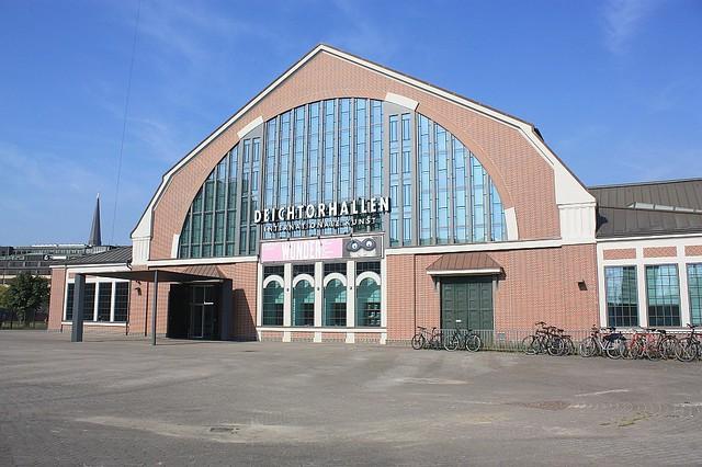 Deichtorhallen, Kunstmeile, Hamburg, Germany