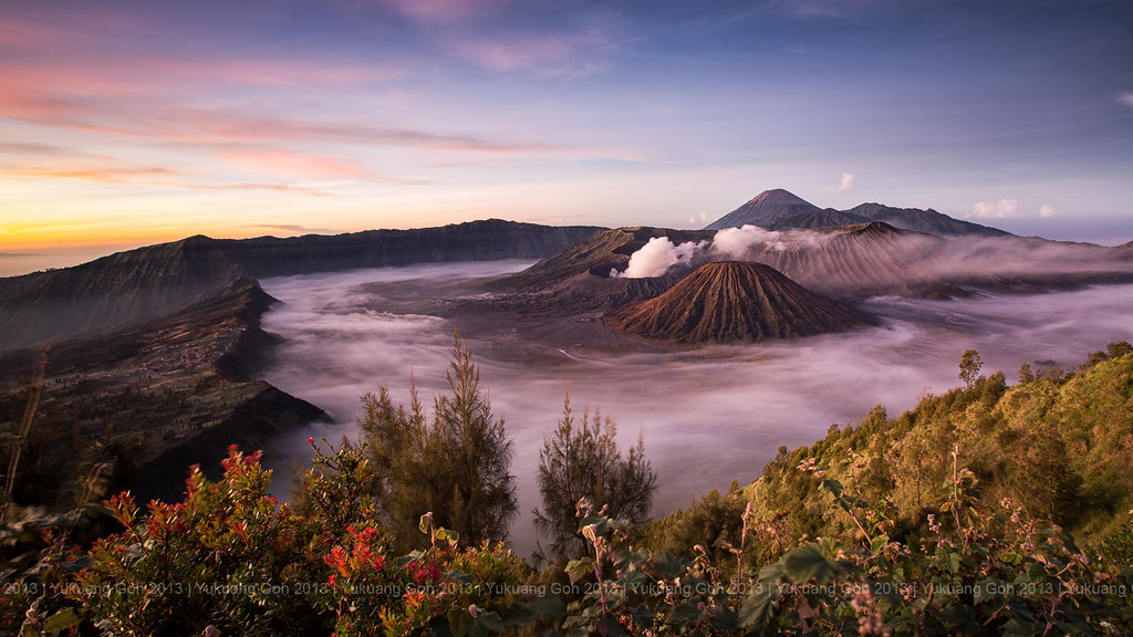 Mount Bromo - Sunrise