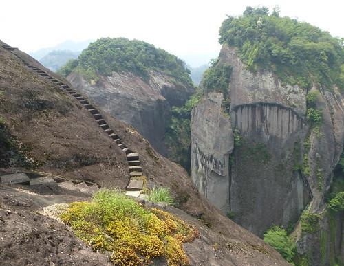 Fujian-Wuyi-Tianyou-montee-niveau3 (13)