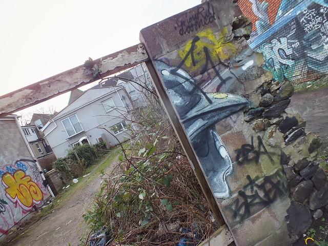 Kera and Colourdoomed street art