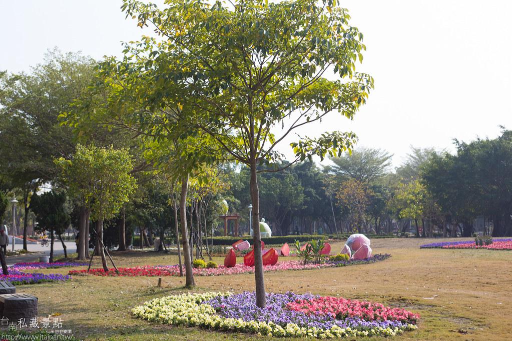 台南私藏景點-水萍塭公園 (2)
