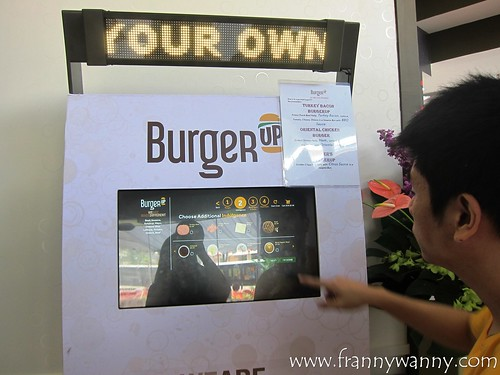 burger up sg 11